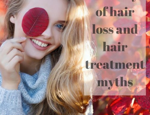Be wary of hair loss and hair treatment myths