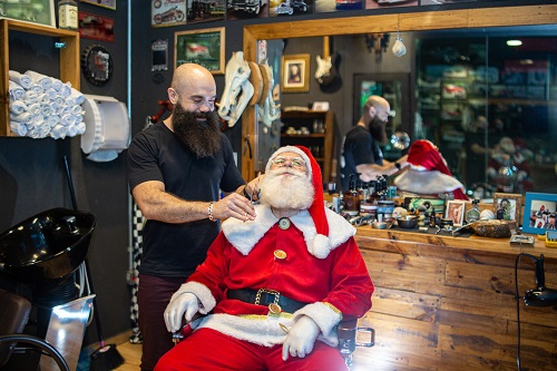New Hair Clinic Christmas Holiday Hours